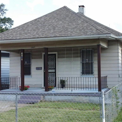5809 St John Avenue, Kansas City, MO 64123 - #: 2113443