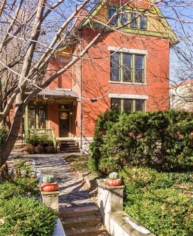 1720 Jefferson Street, Kansas City, MO 64108 - #: 2127509