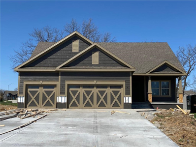 1201 Silverleaf Court, Liberty, MO 64068 - #: 2197857