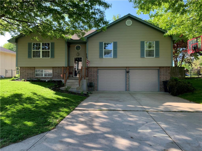 SW 1005 Hillcrest Drive, Blue Springs, MO 64015 - #: 2206177