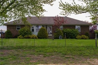 S 27611 Belle Plain Road, Harrisonville, MO 64701 - #: 2318688