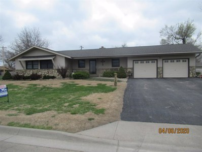 411 E Logan Avenue, Herington, KS 67449 - #: 20192977