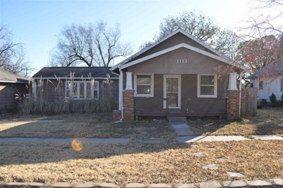 1113 W Day Street, Herington, KS 67449 - #: 20193171