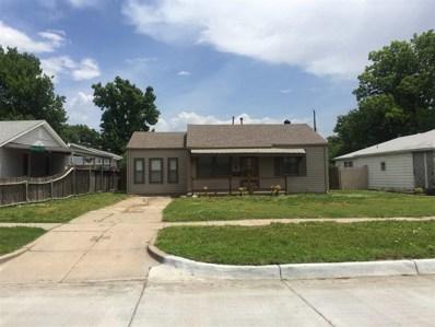 1214 S Christine St, Wichita, KS 67218 - #: 536120