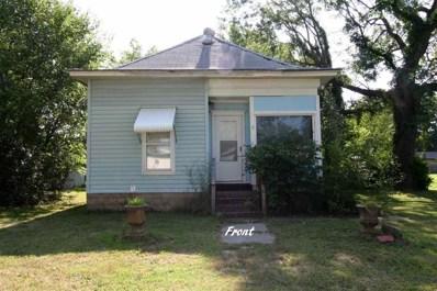 206 S Severy Ave, Severy, KS 67137 - #: 538571
