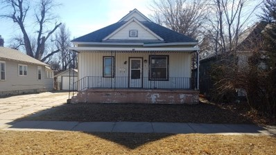 617 E 3RD Ave, Hutchinson, KS 67501 - #: 545824