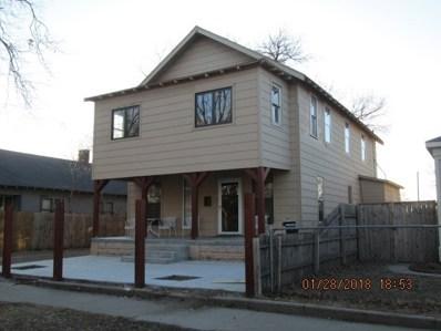 1061 N Main St, Wichita, KS 67203 - #: 546679