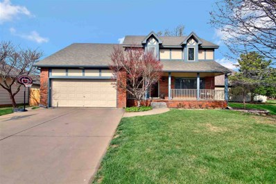 2319 N Stoneybrook St, Wichita, KS 67226 - #: 548552