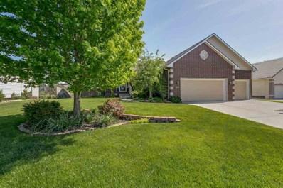 6603 W School Cir, Wichita, KS 67212 - #: 552293
