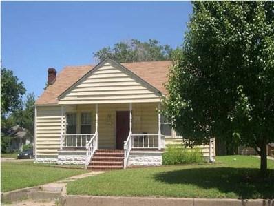 1126 W Irving St, Wichita, KS 67213 - #: 552351