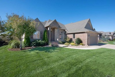 1515 N Ridgehurst St, Wichita, KS 67230 - #: 552846