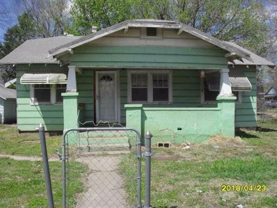 720 E Jackson, Arkansas City, KS 67005 - #: 553075