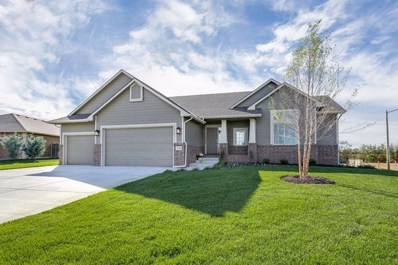 1130 N Countrywalk Ct, Rose Hill, KS 67133 - #: 553131