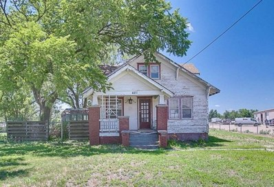 431 N Whiteside St, Hutchinson, KS 67501 - #: 553357