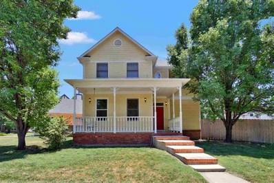 4018 N Rushwood Circle, Wichita, KS 67226 - #: 553391