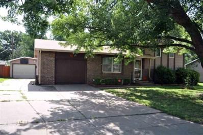 1500 N Holland Ln, Wichita, KS 67212 - #: 553658