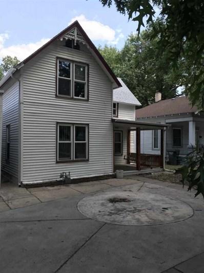 1130 N Main St, Wichita, KS 67203 - #: 553859