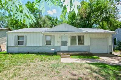 1121 E Luther St, Wichita, KS 67216 - #: 553974