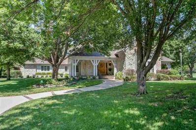 2526 N Lake Ridge Ct, Wichita, KS 67205 - #: 555242
