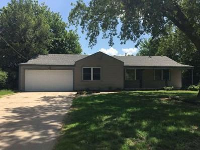1144 N Gow St, Wichita, KS 67203 - #: 555399