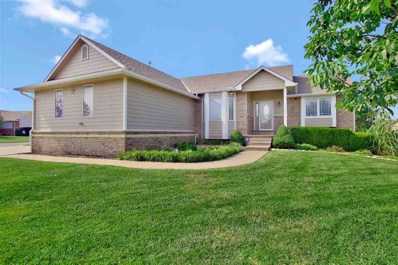 1420 N Fountain Ct, Andover, KS 67002 - #: 555432