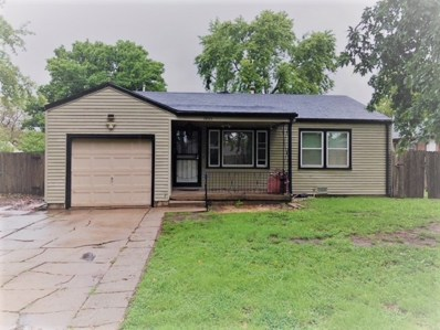 1602 E Crowley, Wichita, KS 67216 - #: 555682