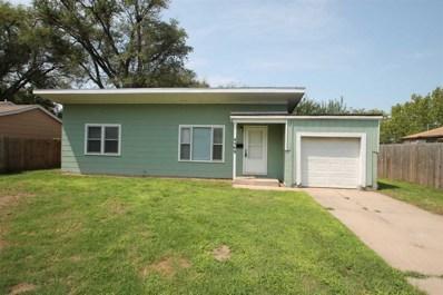 4509 S Handley, Wichita, KS 67217 - #: 555709