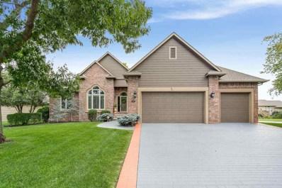 13124 E Castlewood Cir, Wichita, KS 67230 - #: 555748