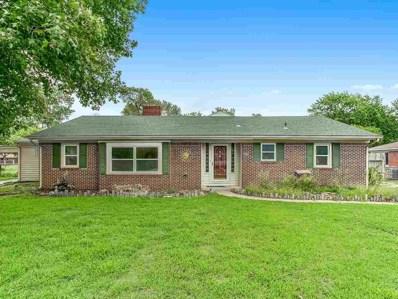 1542 N Pleasantview Dr, Wichita, KS 67203 - #: 556197