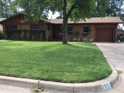 2557 W Columbine Ln, Wichita, KS 67204 - #: 556913