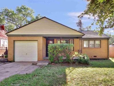 1650 Drollinger St, Wichita, KS 67218 - #: 557276