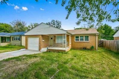 1732 Drollinger St, Wichita, KS 67218 - #: 557529