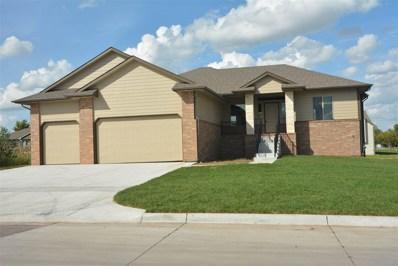 3301 S Blue Lake Ct, Wichita, KS 67215 - #: 558122