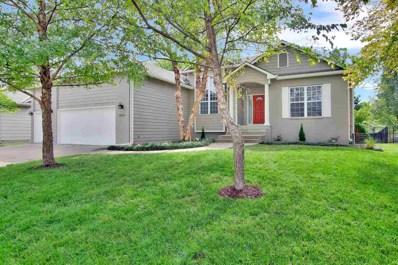 13303 E Castlewood St, Wichita, KS 67230 - #: 558257