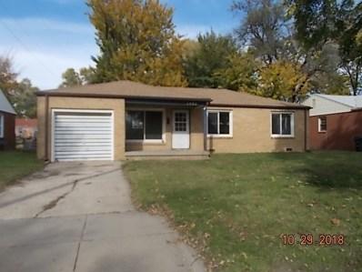 1402 E Donnnell Ave, Wichita, KS 67216 - #: 558918