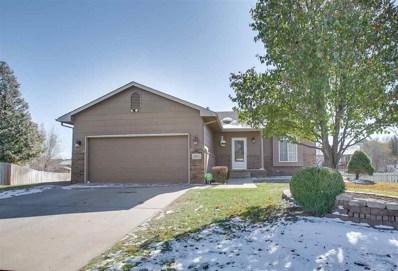 8913 W Meadow Knoll Ct, Wichita, KS 67205 - #: 559597