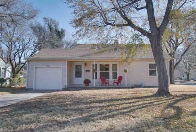 1500 N Sedgwick St, Wichita, KS 67203 - #: 559712