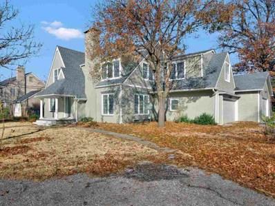 6 S Colonial Ct, Eastborough, KS 67207 - #: 560165