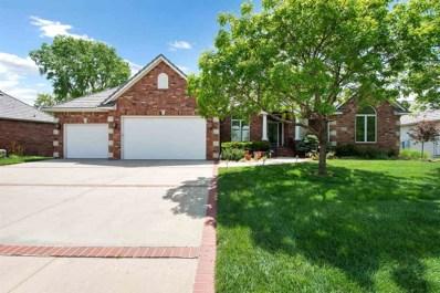 2105 W Timbercreek Cir, Wichita, KS 67204 - #: 566378