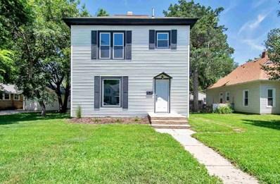516 E Avenue B, Hutchinson, KS 67501 - #: 569048