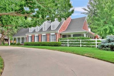 1400 Terrace Dr, Newton, KS 67114 - #: 570876