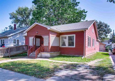 1908 S Wichita St, Wichita, KS 67213 - #: 572985