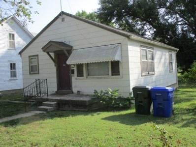 220 S Adams, Hillsboro, KS 67063 - #: 586793