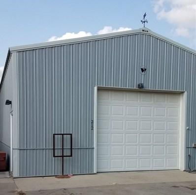 212 E Center St, Burrton, KS 67020 - #: 587503