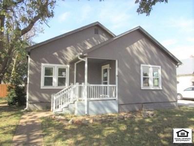 515 S 6th St, Kiowa, KS 67070 - #: 588339