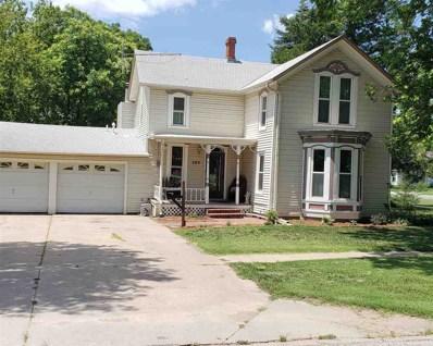 101 S Cedar, Hillsboro, KS 67063 - #: 589540