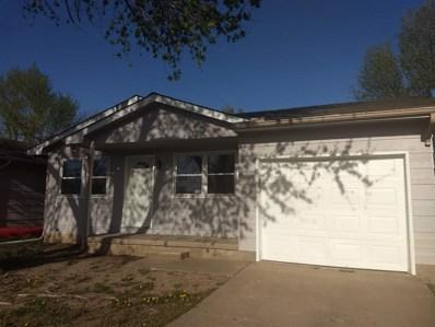 410 N Colorado Ave, Burrton, KS 67020 - #: 590359