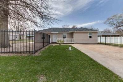 218 N 6TH St, Conway Springs, KS 67031 - #: 593947