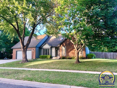2406 SW Pepperwood Rd, Topeka, KS 66614 - #: 202526
