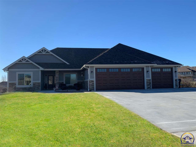 5105 NW Sterling Dr, Topeka, KS 66618 - #: 204952